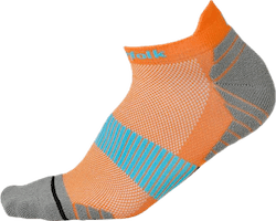 Running Socks - Bolt Orange