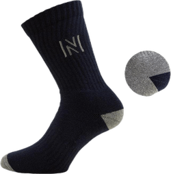 Barkley - 2-pack Premium Tennis Socks Blue/Grey
