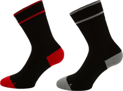 Cycling and Running Socks - Adam Black