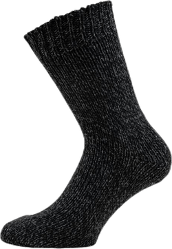 Ragg Socks - 3-Pack Wool Black