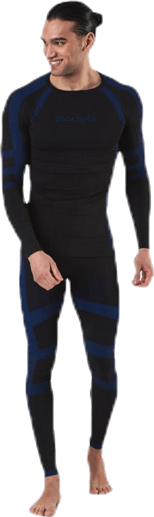 Warmy Seamless Set Black