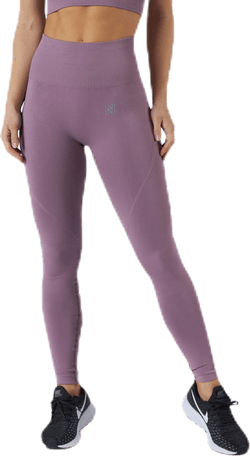 Erica Seamless Tights Purple