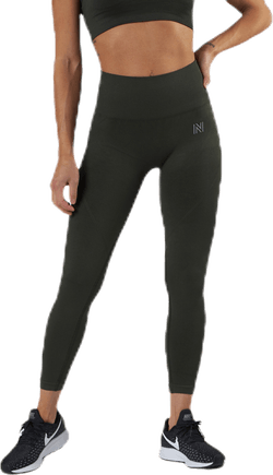 Erica Seamless Tights Green