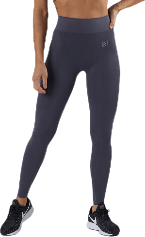 Kim Seamless Tights Blue