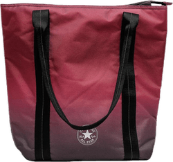 Burgundy Gradient Shopper Purple/Red