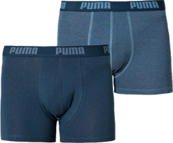 Basic Boxer 2-Pack Blue
