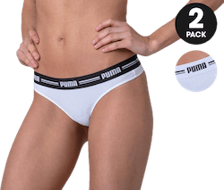 Iconic String 2-Pack Hang White