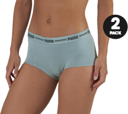 Mini Short 2-Pack Green