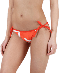 String Side Tie Orange