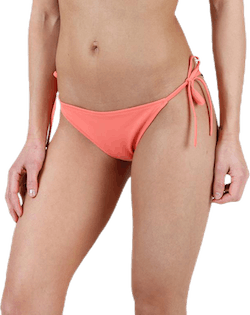 Cheeky String Side Tie Bikini Pink