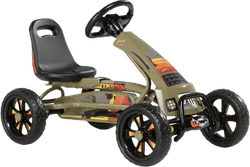 Foxy Expedition Go-Kart Green