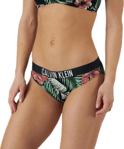 Intense Power Classic Bikini-Print Patterned