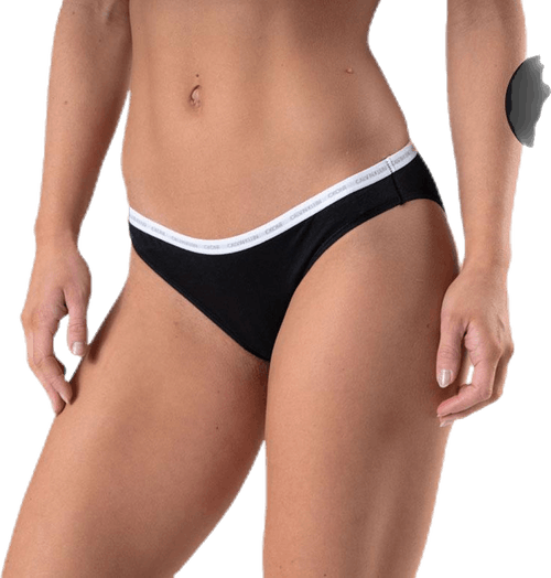 Ck One Cotton Bikini Brief 2-Pack Black
