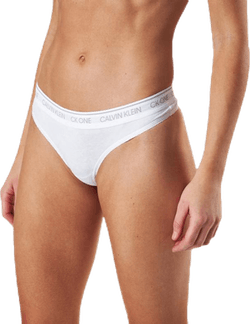 Ck One Cotton Thong White