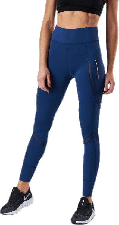 Full Length Training Legging Blue