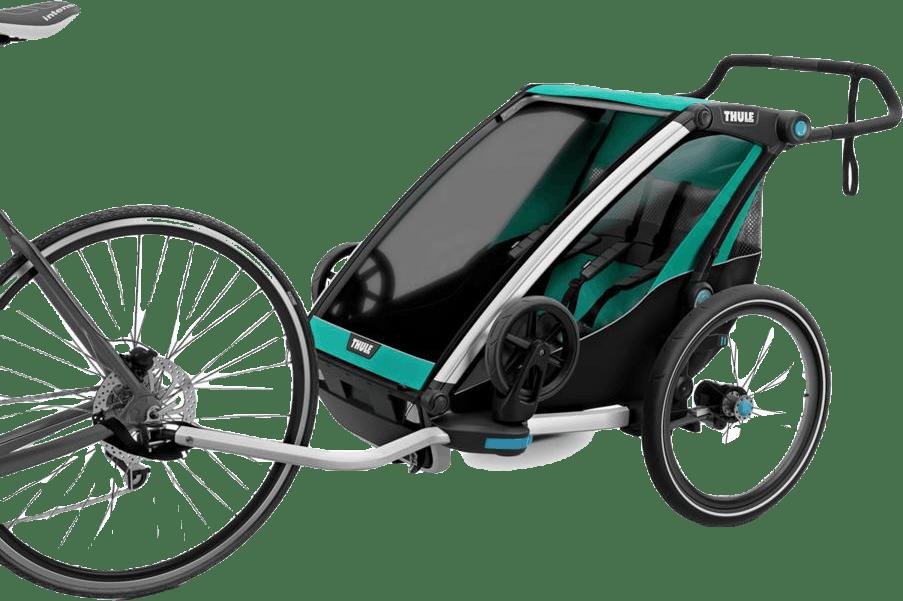 Chariot Lite 2 Blue