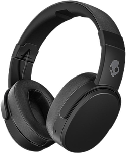 Crusher Over-Ear Trådlös Black