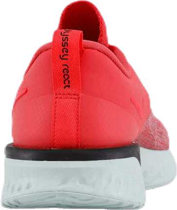 Odyssey React 2 Flyknit Pink/Red