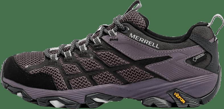 Moab FST 2 GTX Purple/Grey