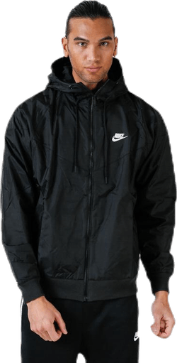 Heritage Wind Jacket Black