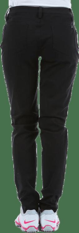 "Dry Pant Slim 30"" Black"