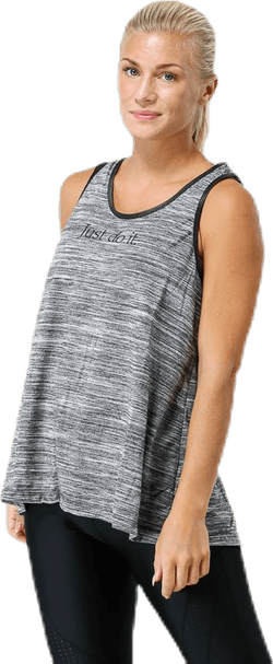 Just Do It Studio Tank White/Black