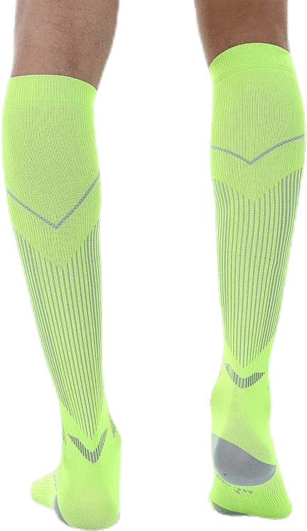 Elite Run Compression Green