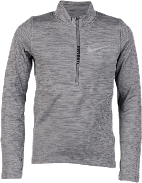 Youth Pacer Half Zip Grey