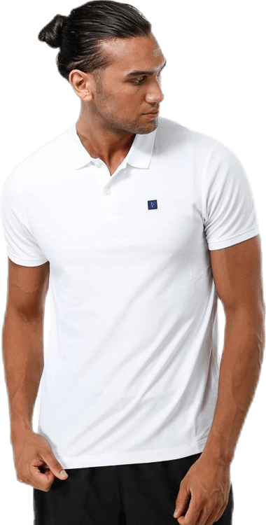 Advantage Essential Polo White