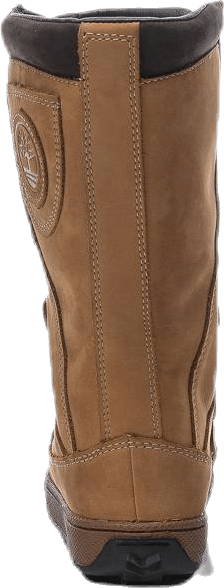 "Mukluk 8"" Lace-Up 31-35 Beige"