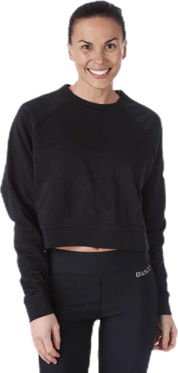 Versa Pullover Top Grx White/Black