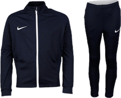 Dry Tracksuit Academy Jr Blue/White