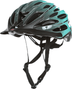 VO2 Max Helmet Blue/Green