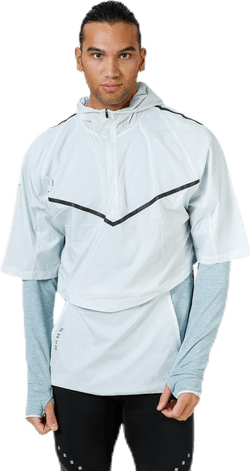 Tech Pack Sphere Transform Top White/Grey