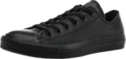 All Star Mono Leather OX Black