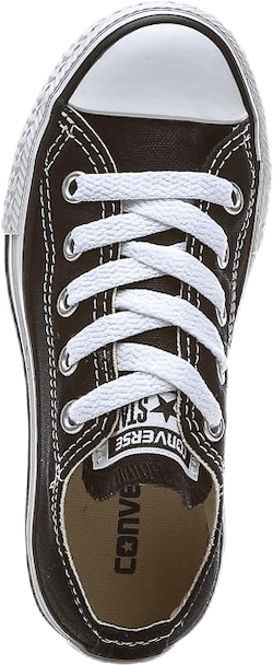 Chuck Taylor All Star Canvas Ox Kids Black