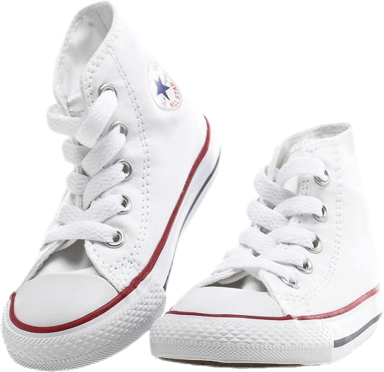 Chuck Taylor All Star Hi White