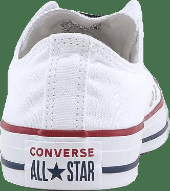 Chuck Taylor All Star Basic Ox White