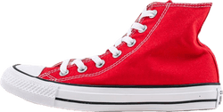 Chuck Taylor All Star Basic Hi Red