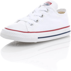 Chuck Taylor All Star Seasonal Ox Kids Blue/White/Red