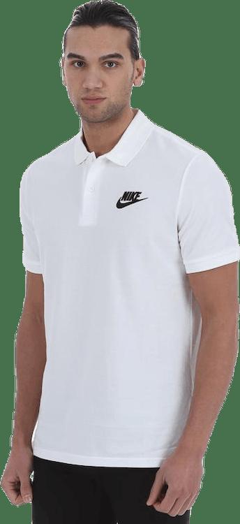 Polo Matchup  White/Black