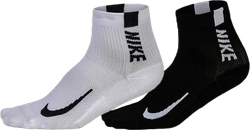 Running Ankle Socks Patterned