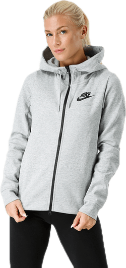 Optic Fz Hoodie Grey