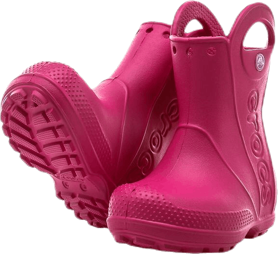Handle It Rain Boot  Pink