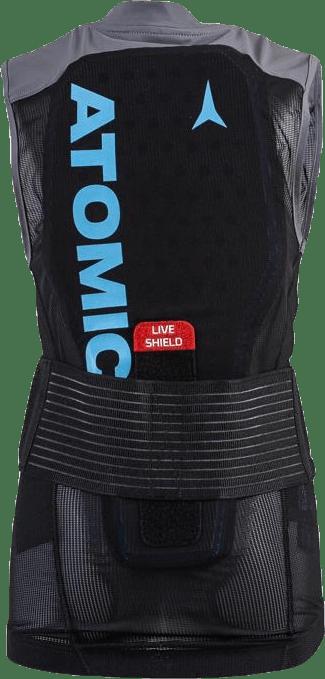 Live Shield Vest Black