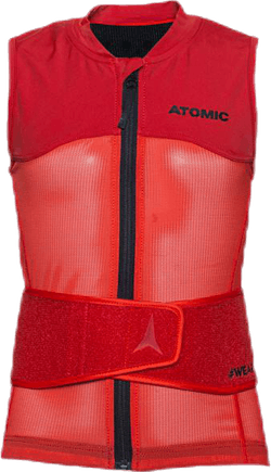 Live Shield Vest Jr Red