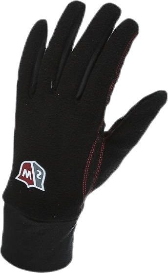 M Winter Gloves Black