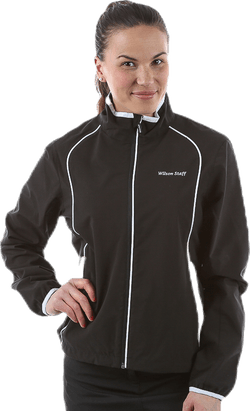 Ladies Performance Rain Jacket Black