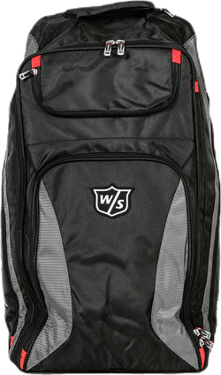W/S Wheel Travel Bag Black