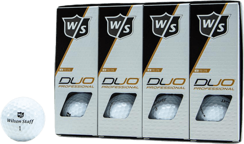 Duo Pro 12-Ball White